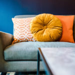 armchair&cushions