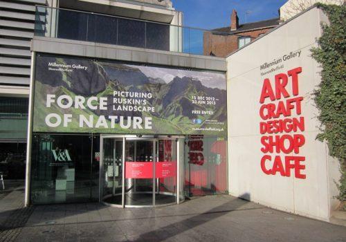 Sheffield Millennium Gallery